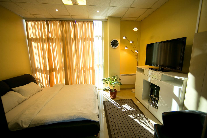 room at the hotel fortuna banjaluka
